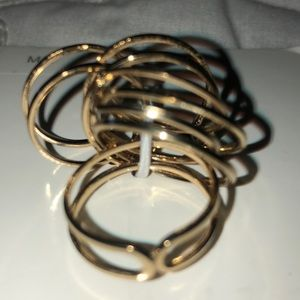 *NWT* set of H&M rings